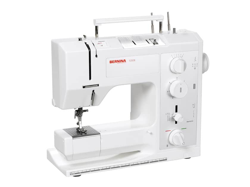 Used Embroidery Machines For Sale >> Bernina 1008s Mechanical Sewing Machine + Free Sew Table ...